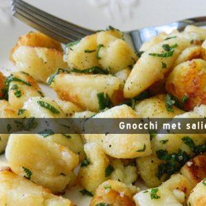 MijnAardappel.nl - Recept Gnocchi met salieboter