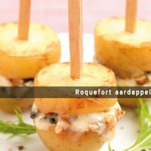 MijnAardappel.nl - Recept Roquefort aardappellolly's