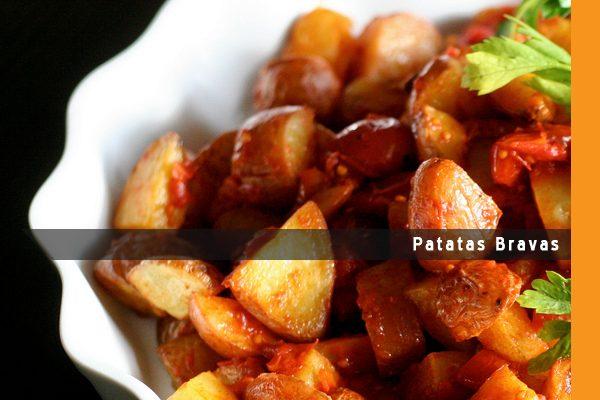MijnAardappel.nl - Recept Patatas Bravas