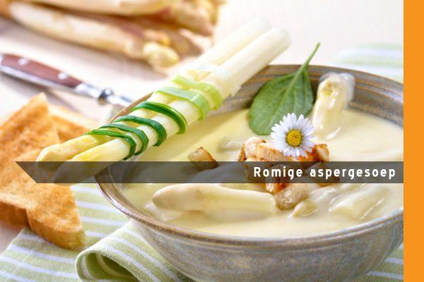 MijnAardappel.nl - Recept Romige aspergesoep