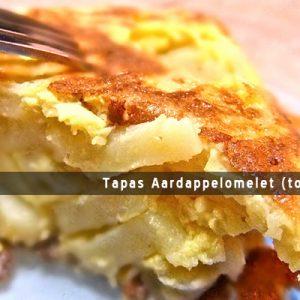 MijnAardappel.nl - Recept Tapas Aardappelomelet