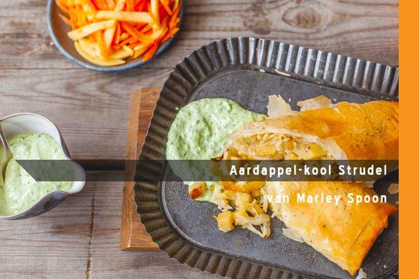 MijnAardappel.nl - Aardappel-kool Strudel