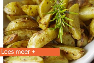 Basisbereidingen Aardappel - Mijn aardappel
