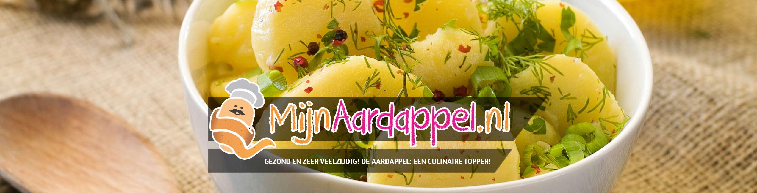 MijnAardappel.nl - Gezond en veelzijdig! De Aardappel: een culinaire topper!