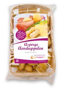 Asperge-Aardappelen van Jac van den Oord Potatoes